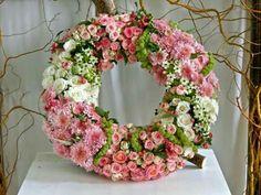 Guirlandas Florais por facebook #casadacris