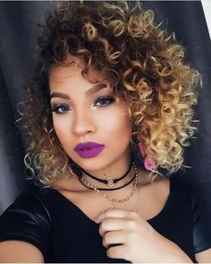 Carol Manprim Curly Hair Salon, Curly Hair Routine, Short Curly Hair, Curly Hair Styles, Natural Hair Styles, Great Hairstyles, Bob Hairstyles, Curly Girl Method, Hair Affair