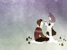 Illustration by Omyo>> Omyo's webtooniriyo em-webtoons