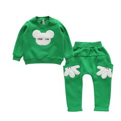 Find More Clothing Sets Information about Brand New Boys Cartoon Clothing Set Kids Sports Suit Children Tracksuit Girls T shirt  + Pants Gogging Sweatshirt Casual Clothes,High Quality clothes industry,China clothes pink Suppliers, Cheap shirt hood from Witness the Growth of Children on Aliexpress.com