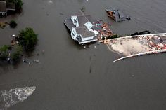 Hurricane Sandy damage http://news.cnet.com/8301-13579_3-57543447-37/itunes-now-accepts-donations-for-hurricane-sandy-relief/