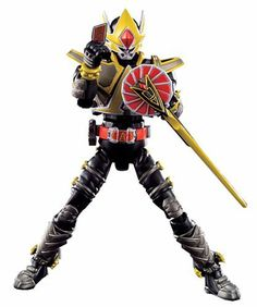 """Kamen Masked Rider Glaive Souchaku Henshi GD-87 by Bandai. $19.80. bandai. Ryder appeared in the movie """"Grave"""" Kamen Rider Rider new generation! Compete in series mounted transformation. Behind the mask of justice ... swordsman."""