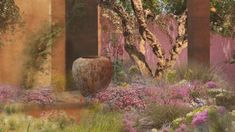 bcd - Gosh, this is so inspiring! The M&G Garden at the RHS Chelsea Flower Show 2018 Beautiful Landscapes, Beautiful Gardens, Chelsea Flower Show 2018, Chelsea Garden, Garden Inspiration, Garden Plants, Garden Design, Home And Garden, Island