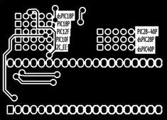 UsbPicProg circuito gravador de microcontrolador PIC USB em #Circuitos #Download #Microcontroladores #Testeemedidas #Circuitos #Download #Gravadores #microchip #Microcontroladores por Toni Rodrigues Microcontrolador Pic, Software, Usb, Download, Math, Printed Circuit Board, Printed Circuit Board, Apps, Record Player