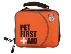 With the Ultimate Pet First Aid Kit you can have the ability and knowledge to provide emergency help for your pet. This is a must own for all conscientious dog owners. The first aid supplies are organ
