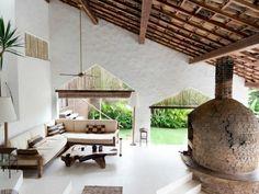 Casa Tiba A Chic Bohemian House - Brasil