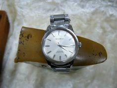 美品本物セイコーCrown クラウン手巻き腕時計アンティーク Watch analog hand winding ¥17000円 〆03月24日