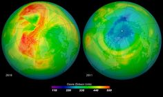 OVNIufo: sharing:::Climate Change: News - NASA pinpoints causes of 2011 Arctic ozone hole