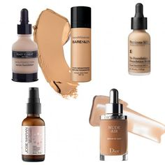 Why You Need a Serum Foundation in Your Life  #InStyle