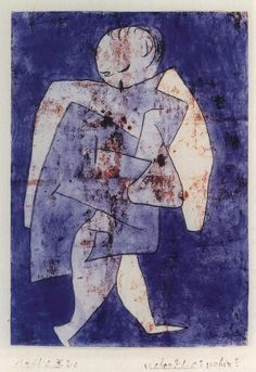 Paul Klee ~ woher? wo? wohin? ~ 1940