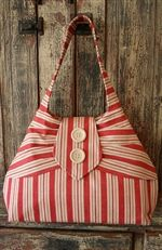 Streetcar Bag sewing pattern from Indygo Junction