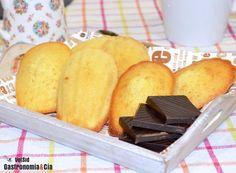 Magdalenas de coco