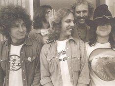 The Eagles - Don Henley, Glenn Frey, Don Felder, Bernie Leadon, Randy Meisner