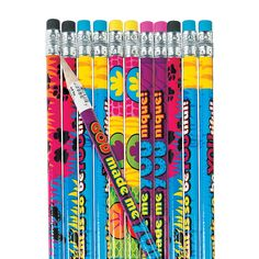 Wild Wonders VBS Pencils - OrientalTrading.com