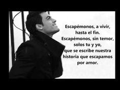 ESCAPÉMONOS [Carlos Rivera]