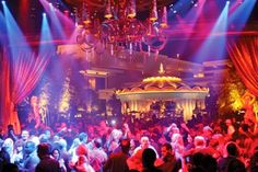 The is Las Vegas' premier nightlife destination, catering to a discerning audience with higher sensibilities. The exquisitely designed space encompasses everything a guest at the Five Diamond rated Bellagio has come to expect in nightlife.