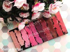 LIPSTICK PALETTE - MESAUDA MILANO! Lipstick Palette, Vernis Semi Permanent, Milano, Gift Wrapping, Red, Blog, Gifts, Eyeshadow Palette, Liquid Lipstick