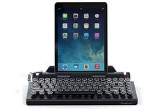 20 Best Gifts For Men Who Have Everything - Typewriter Keyboard - Click to read more