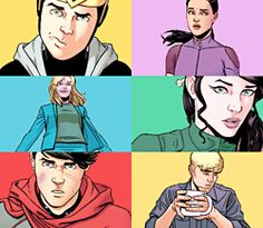 Wiccan and Loki   Wiccan & Hulkling   Pinterest   Wiccan ...