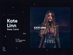 Artwork   Kate Linn - Your Love
