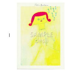 ポストカード5枚セット用の絵柄です。I商品はSAMPLE desiiの文字がないものになります。 ハンドメイド、手作り、手仕事品の通販・販売・購入ならCreema。