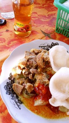 Lontong Sayur, indonesian food
