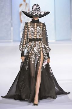 Ralph & Russo couture autumn/winter 2016 show collection pictures
