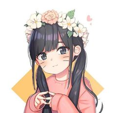 Shared by Waifu-chan. Find images and videos about girl, art and anime on We Heart It - the app to get lost in what you love. Anime Girl Neko, Anime Child, Chica Anime Manga, Anime Girl Cute, Beautiful Anime Girl, Anime Art Girl, Anime Love, Anime Girls, Fan Art Anime