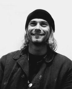 Kurt!!  How nice to see him smiling!