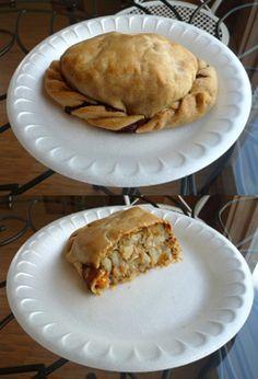 A Delicious Pasty Recipe from Michigan's Upper Peninsula