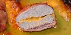 Kylling i ovn med bacon
