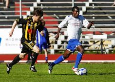 Anthony Allison, 2010 InfoSport Pro Soccer Combine, Wilmington  University, Puerto Rico Islanders (NASL) 2010;   Sundsvall IFK (Sweden) 2011; Harnosands FF (Sweden) 2012