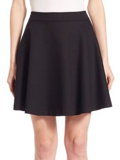 Mcq By Alexander Mcqueen Mini Skater Skirt Mini Skater Skirt, Black Skater Skirts, Pleated Skirt, Midi Skirt, Mcq Alexander Mcqueen, Flare Skirt, Crop Tops, Clothes, Outfits