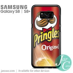 pringles potato original Phone Case for Samsung Galaxy S8 & S8 Plus