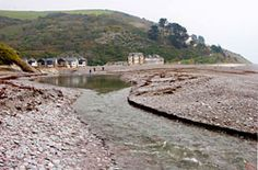 Seaton beach (Cornwall, not devon)
