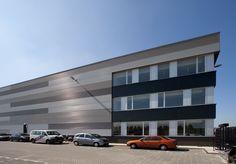 Mulderblauw architecten BV (Project) - Distributiecentrum Almere - PhotoID