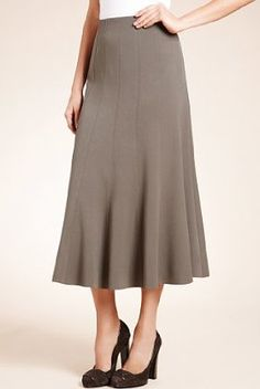 if I were to wear a skirt, it would be this one