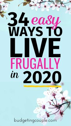 Calling all frugal living beginners! This is the ultimate frugal living guide to save money and live frugally in These money saving tips, and money life hacks are the simplest way to start saving money month after month! Use our tried and tested fru Best Money Saving Tips, Ways To Save Money, Money Tips, Saving Money, Money Savers, Frugal Living Tips, Frugal Tips, Budgeting Finances, Budgeting Tips