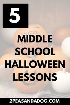 Use these middle school Halloween lesson plans to bring engagement and fun to your middle school ELA classroom from 2 Peas and a Dog. Find reading comprehension and creative writing ideas in these Halloween lessons. Ela Classroom, Middle School Classroom, High School, Reading Lessons, Writing Lessons, Creative Writing Ideas, Middle School Writing, Halloween Worksheets, Halloween Activities