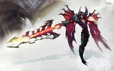 Aatrox - League of Legends wallpaper