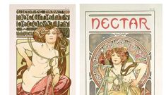 Alphonse Mucha's Documents Décoratifs – Plates 13-24 | Endpaper: The Paperblanks Blog