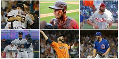 The 6 no-hitters this season are the most in any year since 2012 produced 7.