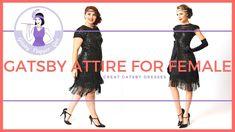 Gatsby Attire for Female 2018 [Great Gatsby Party Dresses] Great Gatsby Outfits, Great Gatsby Party Dress, Gatsby Dress Plus Size, Plus Size Dresses, Flapper Girl Costumes, Dress Attire, Party Dresses, Girly, Female