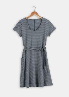 Marley Striped Dress | Rodale's