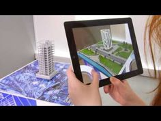 Augmented Reality: Technology that adds Virtual Realism to Real Estate Virtual Reality Education, Augmented Virtual Reality, Augmented Reality Technology, Futuristic Technology, Energy Technology, Technology Articles, Technology World, Technology Gadgets, Vr Box