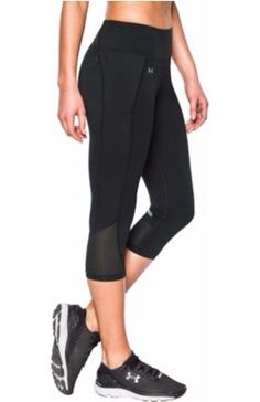 Under Armour Women's Fly By Running Capris