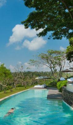 Bali Como Shambhala Estate ~ spa & rejuvenation retreat near Ubud, Bali, Indonesia www.liberatingdivineconsciousness.com