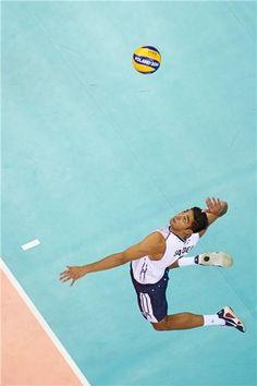 #FIVBMensWCH team USA - Sander
