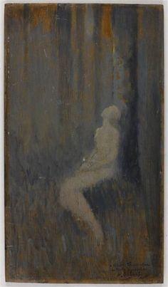 Alphonse Osbert, Mélancolie des bois,