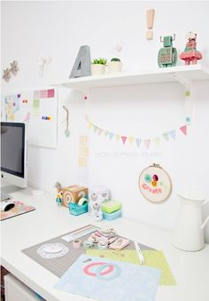 ana's work space